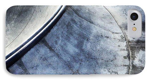 Skate IPhone Case by Jeff Klingler
