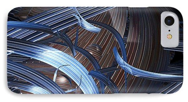 Skein By Jammer IPhone Case by First Star Art