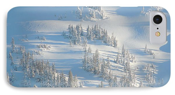 Ski IPhone Case by Karen Horn