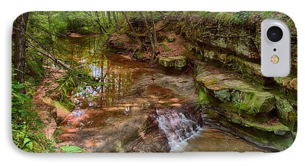 Skillet Creek IPhone Case by Jonah  Anderson