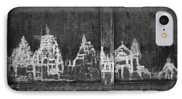 IPhone Case featuring the photograph Skc 0003 Temple Complex by Sunil Kapadia