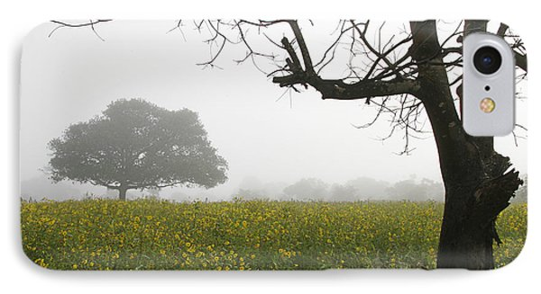 IPhone Case featuring the photograph Skc 0060 Framed Tree by Sunil Kapadia