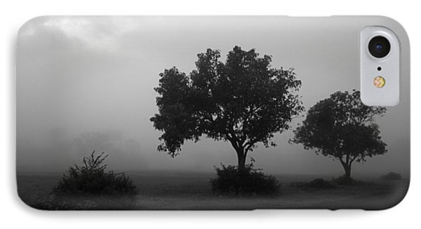 IPhone Case featuring the photograph Skc 0074 A Family Of Trees by Sunil Kapadia