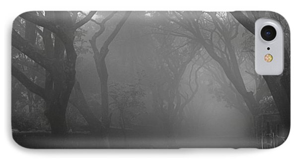 IPhone Case featuring the photograph Skc 0077 A Romatic Path by Sunil Kapadia