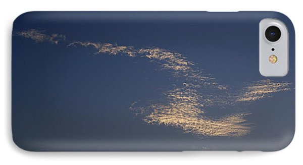 IPhone Case featuring the photograph Skc 0353 Cloud In Flight by Sunil Kapadia
