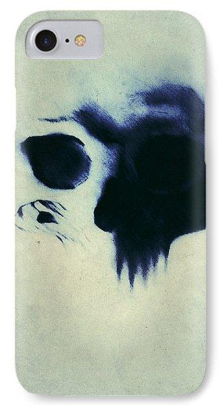 Skull IPhone Case by Nicklas Gustafsson