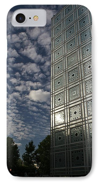 Sky And Building Phone Case by Gary Eason