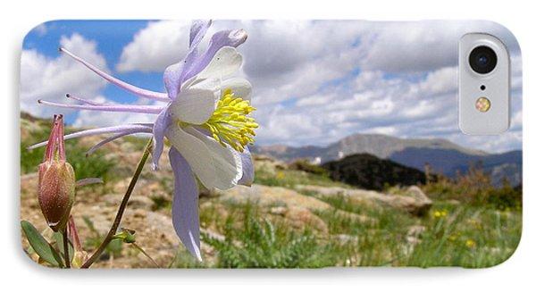 Sky Blossom  IPhone Case