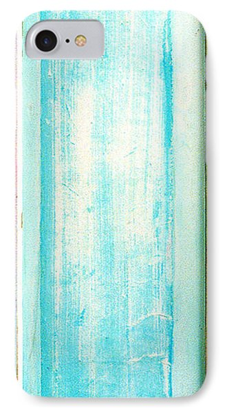 Sky Blue Entrance Entre Vous IPhone Case by Asha Carolyn Young