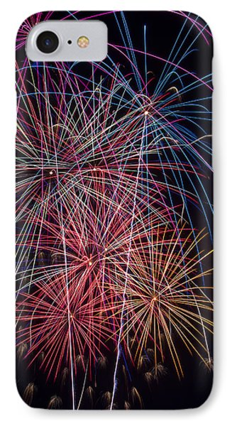 Sky Full Of Fireworks Phone Case by Garry Gay