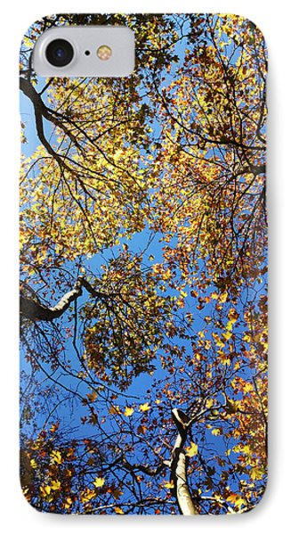 Sky Is The Limit IPhone Case by Lucy D