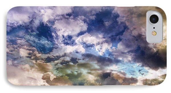 Sky Moods - Sea Of Dreams IPhone Case by Glenn McCarthy
