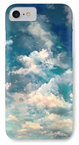 Sky Moods - Refreshing IPhone Case by Glenn McCarthy