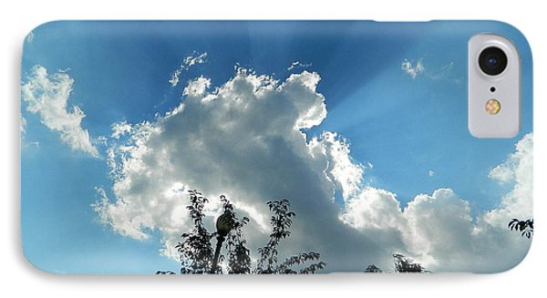 IPhone Case featuring the photograph Sky Phenomenon At Hains Point by Emmy Marie Vickers