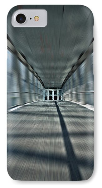 IPhone Case featuring the photograph Skydome Dreamwalk by Brian Carson