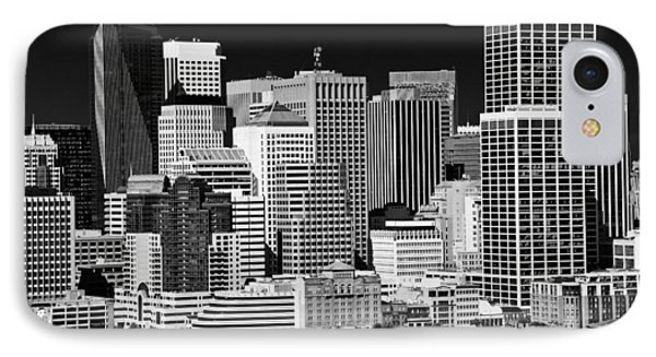 Skyline San Francisco IPhone Case by Ralf Kaiser