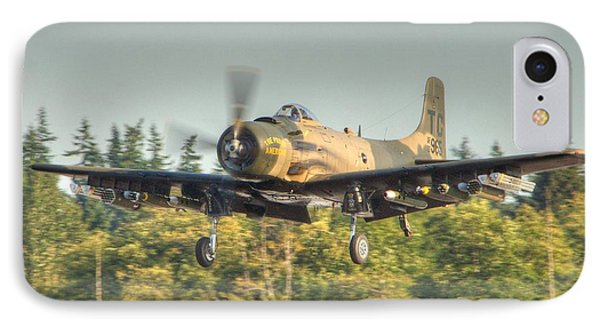 Skyraider IPhone Case