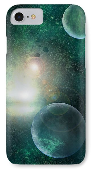 Skyscape Phone Case by Carol and Mike Werner