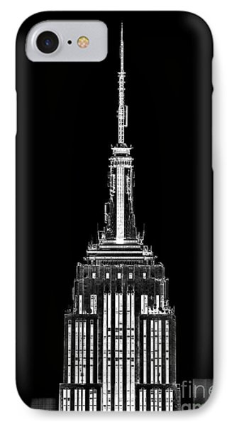 Skyscraper IPhone Case by Az Jackson