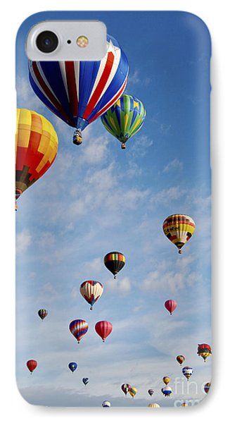 IPhone Case featuring the photograph Skyward Bound by Gina Savage