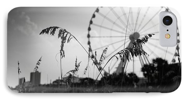 Skywheel View IPhone Case by Ivo Kerssemakers