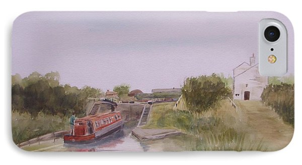 Slapton Lock IPhone Case by Martin Howard
