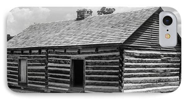 IPhone Case featuring the photograph Slave Quarters At The Hermitage by Robert Hebert