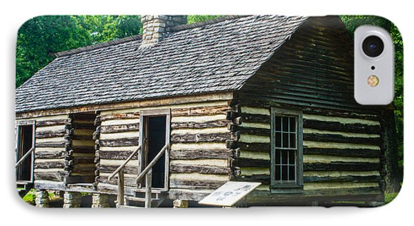 Slave Quarters IPhone Case by Robert Hebert