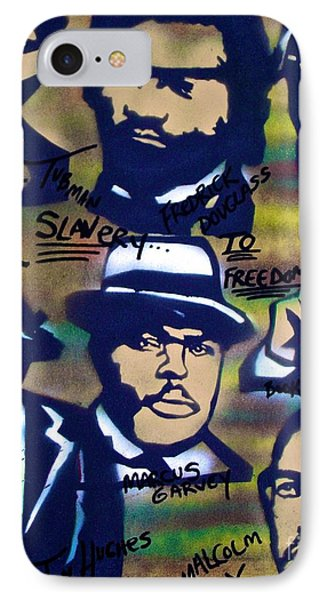 Slavery To Freedom IPhone Case by Tony B Conscious