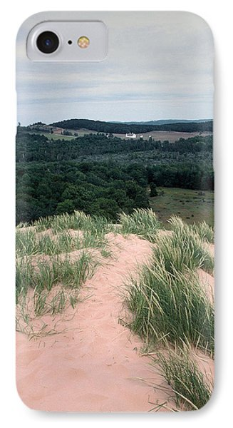 Sleeping Bear Dunes IPhone Case
