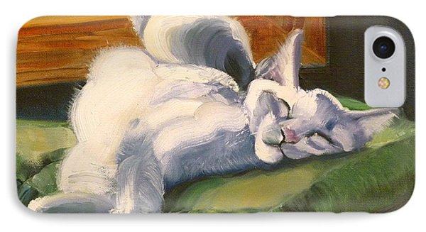 Sleeping Beauty Phone Case by Susan A Becker