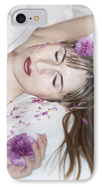 Sleeping Beauty Phone Case by Svetlana Sewell