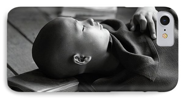 Sleeping Buddha IPhone Case