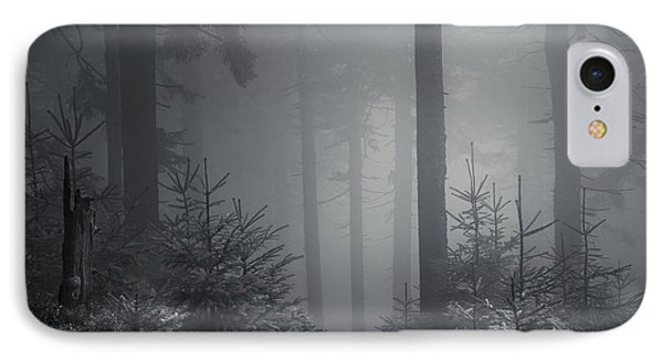 Sleeping Forest   Phone Case by Jaromir Hron
