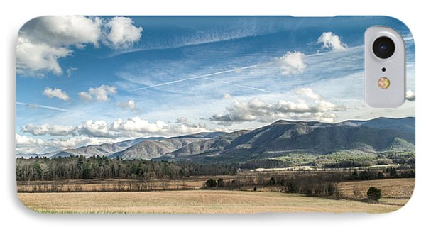 IPhone Case featuring the photograph Sleeping Giants In Cades Cove by Debbie Green