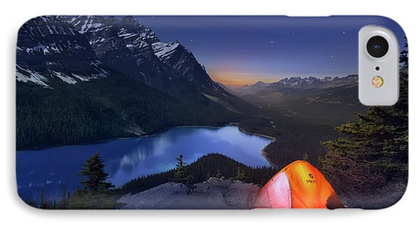 Sleeping With The Stars IPhone Case