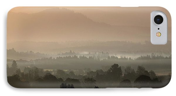 Sleepy Morning IPhone Case by Erica Hanel