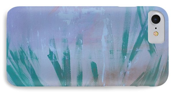 IPhone Case featuring the painting Sleepy Pond by PainterArtist FIN