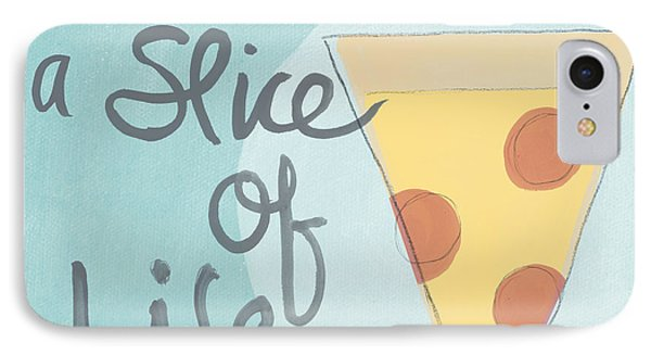 Slice Of Life IPhone Case by Linda Woods