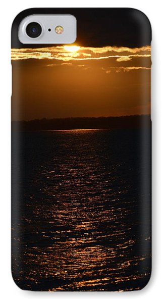 Slice Of Sun IPhone Case