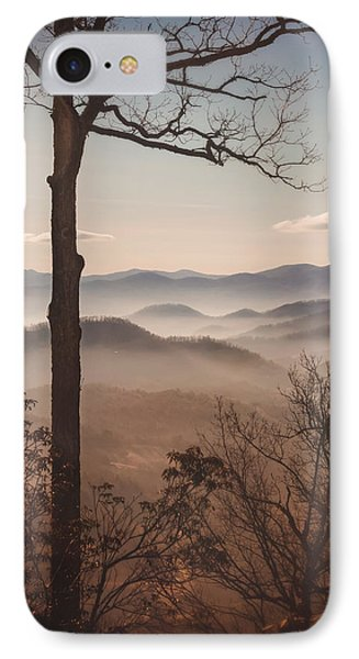 Slice Of The Smokies IPhone Case by Maria Robinson