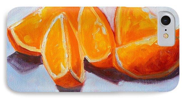 Sliced Phone Case by Nancy Merkle