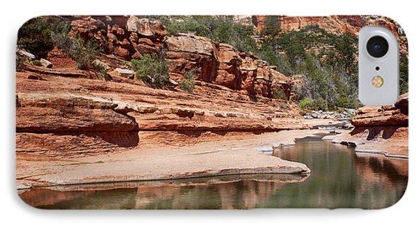 Slide Rock State Park IPhone Case