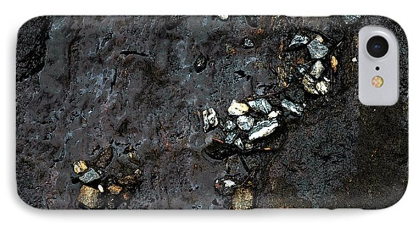 IPhone Case featuring the photograph Slippery Rock  by Allen Carroll