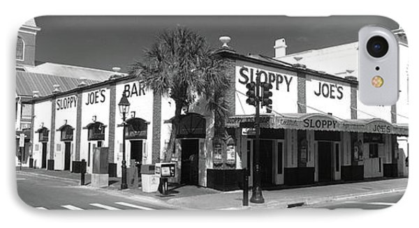 Sloppy Joes Bar Key West Fl IPhone Case by Panoramic Images