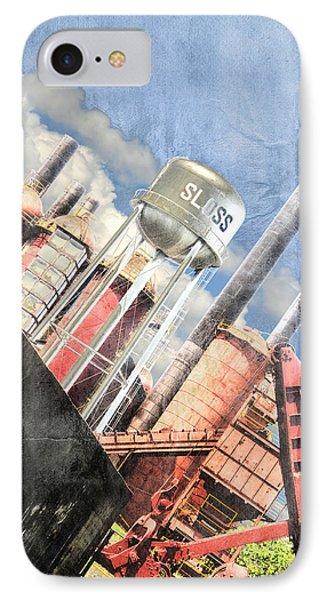 Sloss Furnace IPhone Case