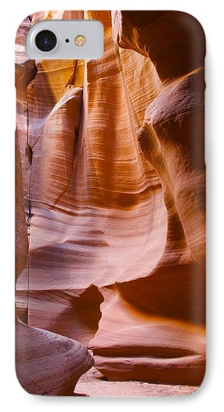 Slot Canyon 3 Phone Case by T C Brown