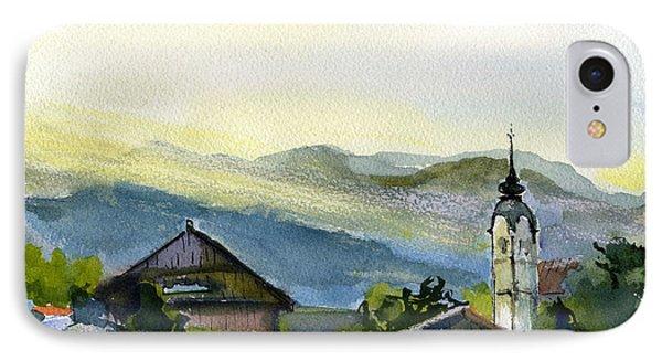 Slovenia. Vrhnika. Phone Case by Lelia Sorokina
