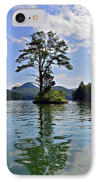 Small Island Phone Case by Susan Leggett