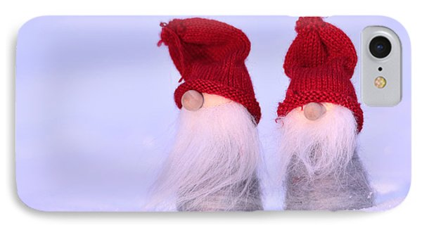 Small Santa Claus Phone Case by Tommytechno Sweden